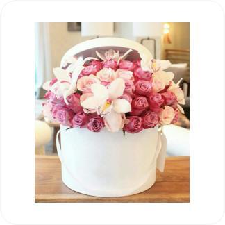 Купить Букеты и цветочные композиции Букет №10 в СПб с доставкой