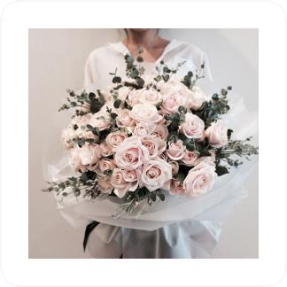 Купить Букеты и цветочные композиции Букет №19 в СПб с доставкой