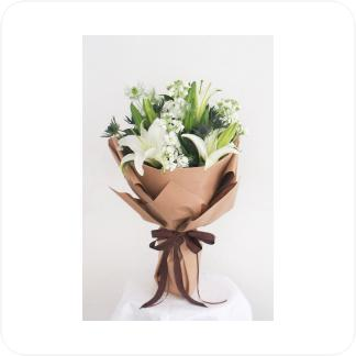 Купить Букеты и цветочные композиции Букет №21 в СПб с доставкой
