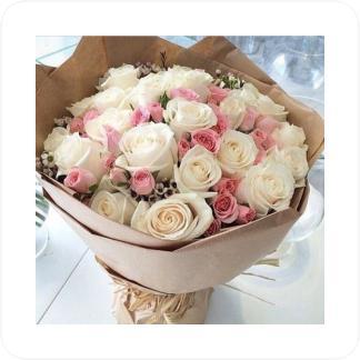 Купить Букеты и цветочные композиции Букет №24 в СПб с доставкой