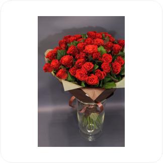 Купить Букеты и цветочные композиции Букет №25 в СПб с доставкой
