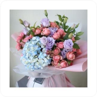 Купить Букеты и цветочные композиции Букет №26 в СПб с доставкой