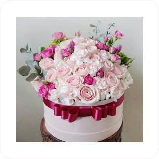 Купить Букеты и цветочные композиции Букет №5 в СПб с доставкой