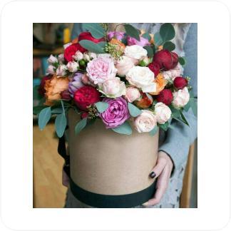 Купить Букеты и цветочные композиции Букет №6 в СПб с доставкой