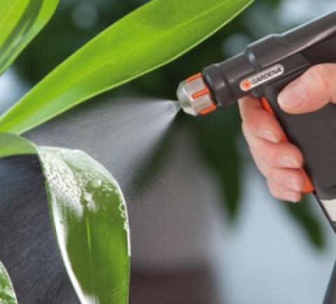 Профессиональный уход за растениями